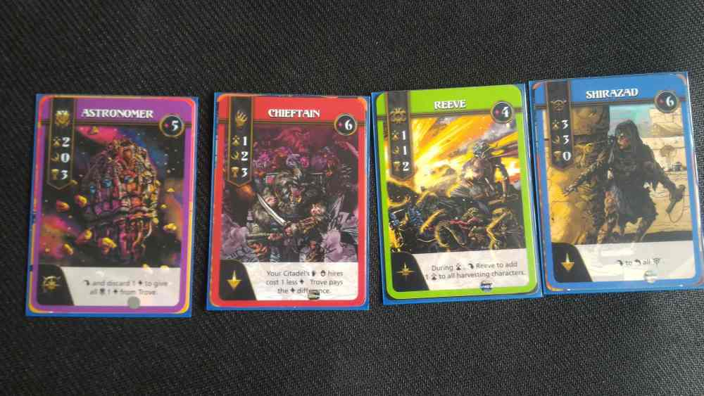 Legacy Cards