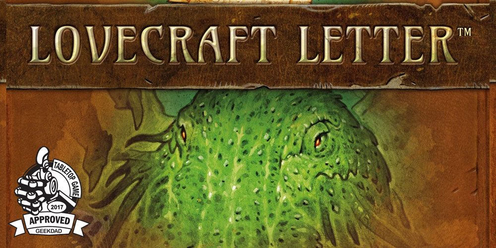 Going Crazy for 'Lovecraft Letter'