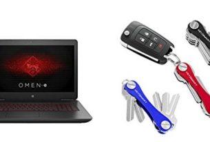 Geek Daily Deals 072927 HP Gaming Laptops KeySmart
