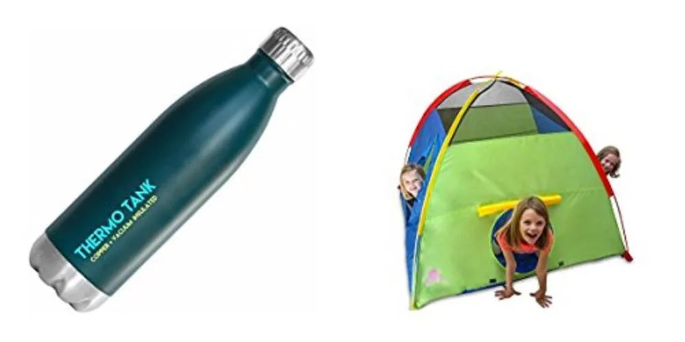 Geek Daily Deals 072017 Thermo Tank Kids Play Tent