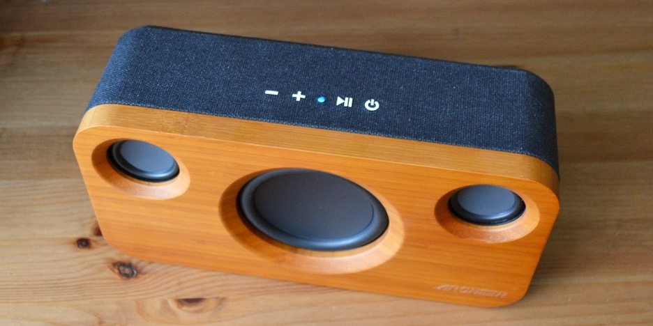 Archeer A320 Review: Bamboo Bluetooth Speaker Will Turn Heads