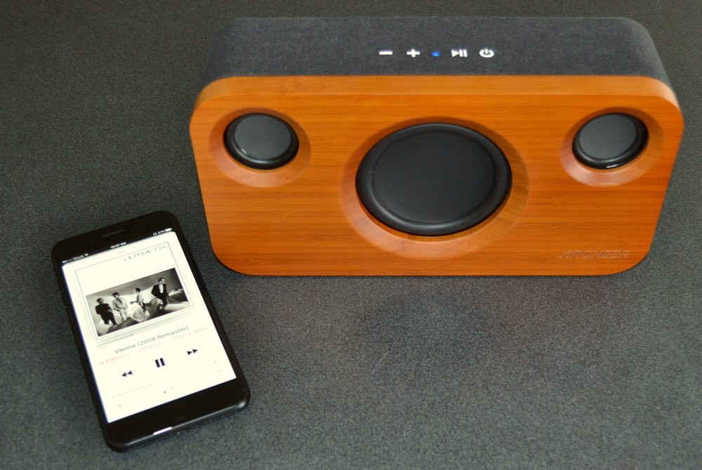 Archeer A320 bluetooth speaker review