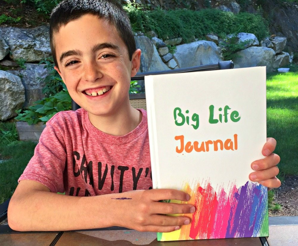 Help Kids Develop a Growth Mindset With the Big Life Journal