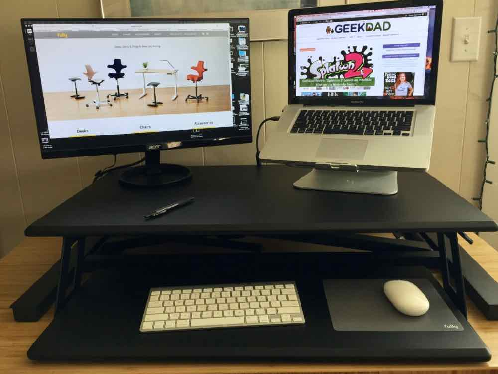 How To Up Your Work Game With Fully S Cooper Standing Desk