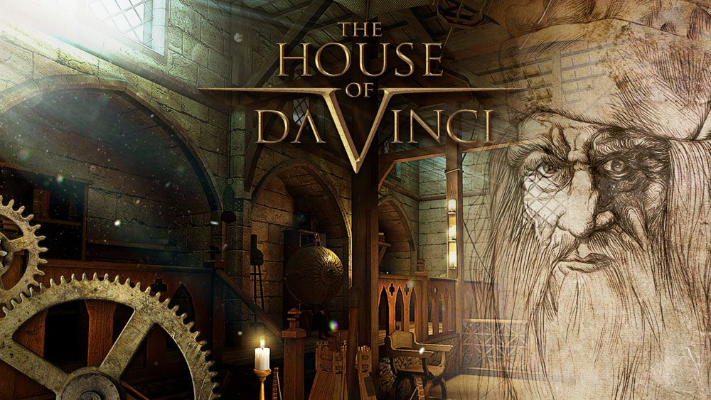 Puzzle Your Way Through 'The House of Da Vinci'