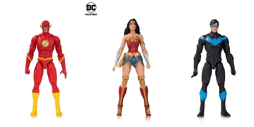 SDCC 2017 DC Collectibles
