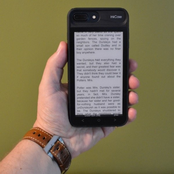 InkCase i7 Plus review