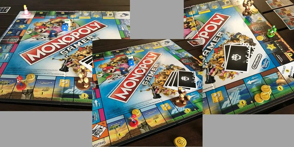 Monopoly Gamer Gameplay