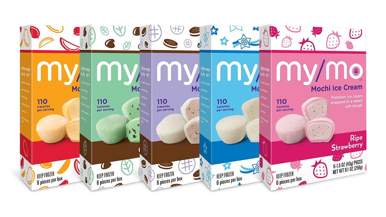 Celebrate National Ice Cream Month With My/Mo Mochi Ice Cream