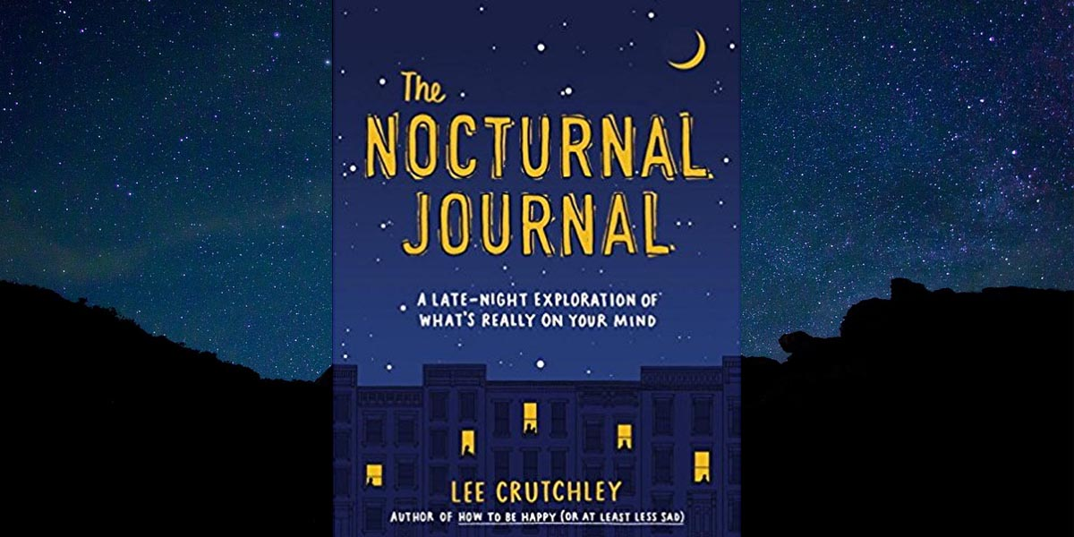 Can't Sleep? Journal With 'The Nocturnal Journal'