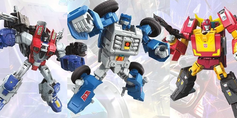 SDCC 2017: Hasbro Reveals Transformers 'Power of the Primes' Toys