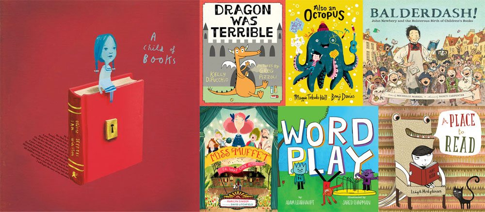 Stack Overflow: 7 Picture Books That Celebrate Reading