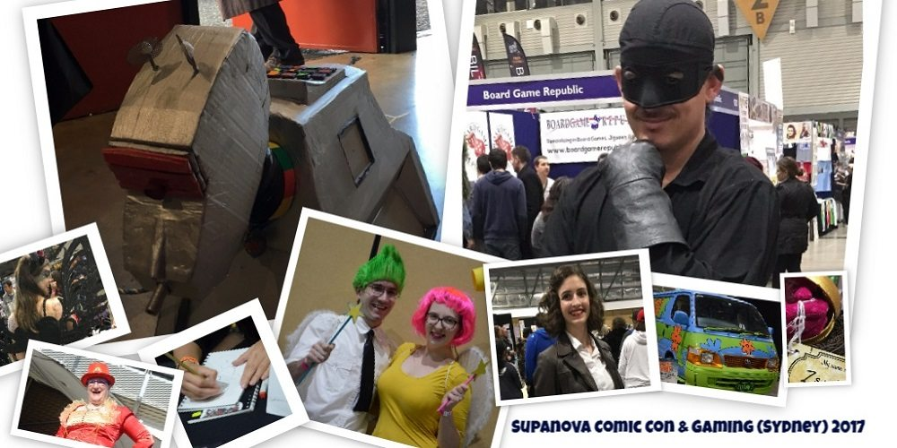 Supanova Comic Con & Gaming 2017