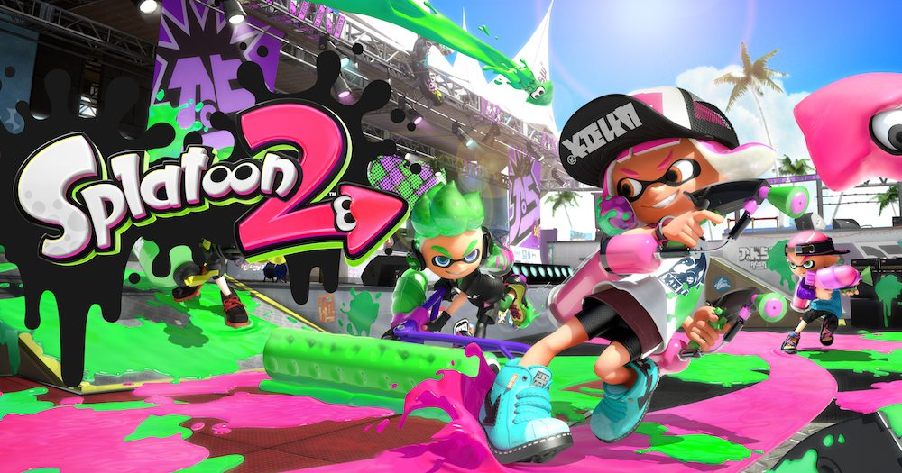 8 Things My 8-Year-Old Loves About 'Splatoon 2'