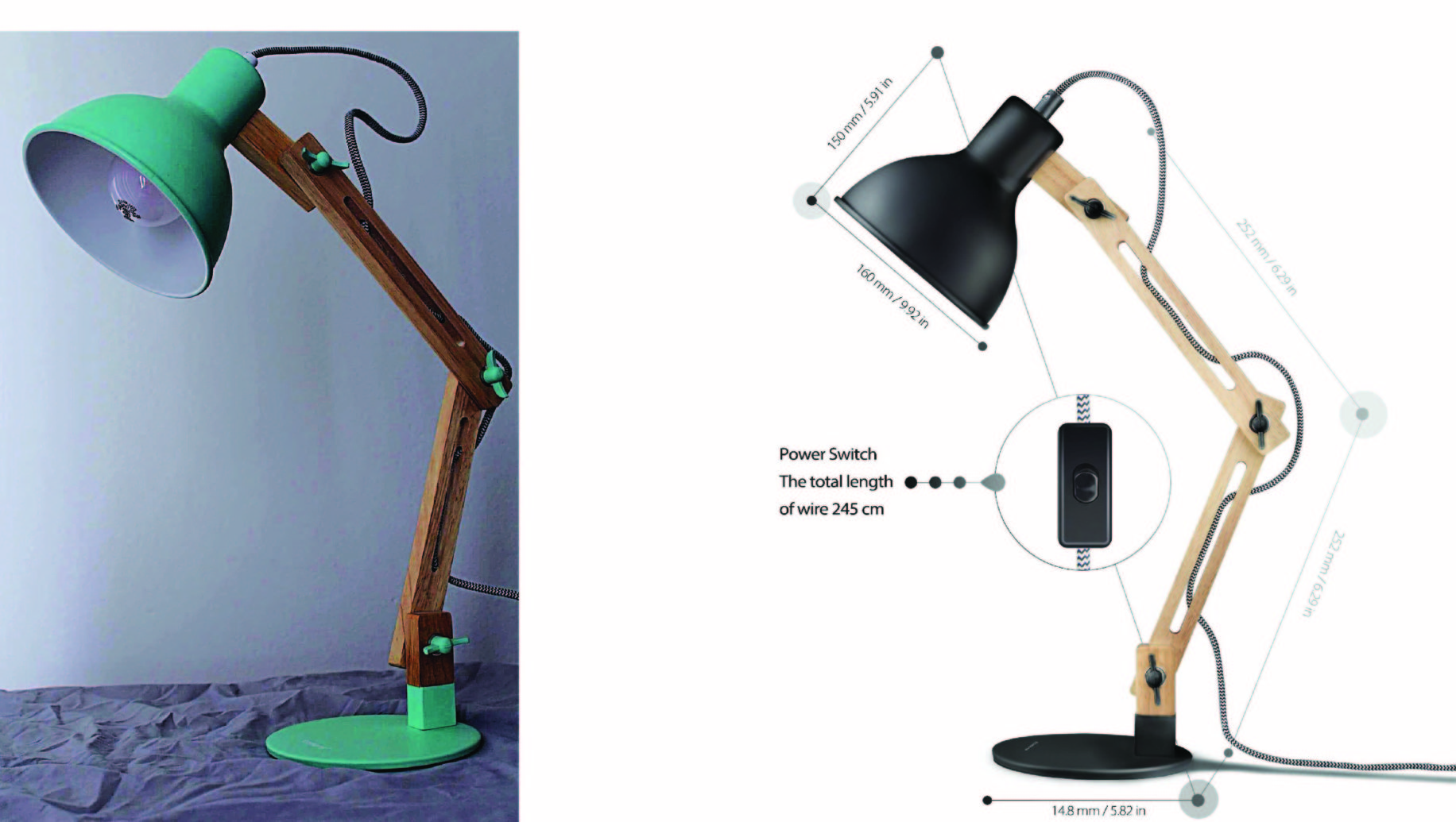 Inateck Tomons Lamp Review