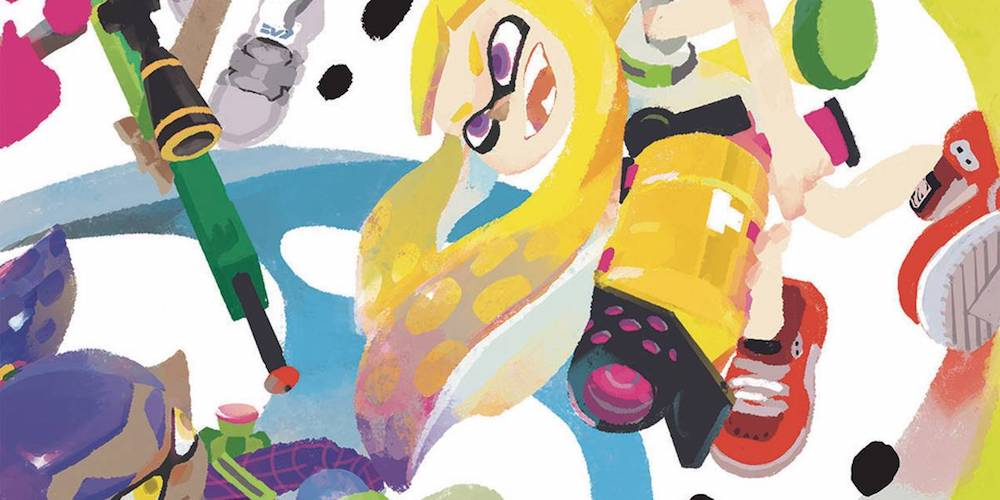 'The Art of Splatoon' Is For Diehard Fans, But It's Ink-credible