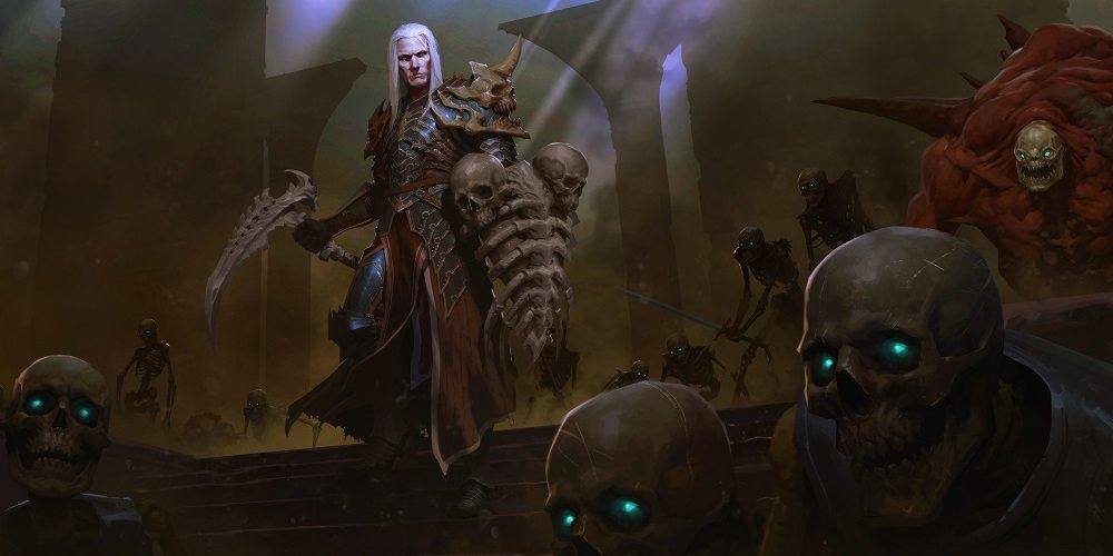Necromancer Brings 'Diablo III' Back From the Dead