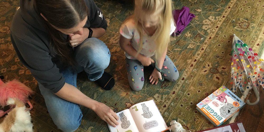 Playing Play: Collaborative Reading With Your Kids
