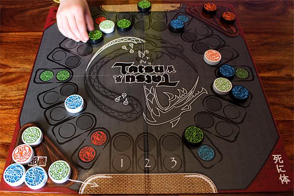 Tatsu, Image: Sophie Brown
