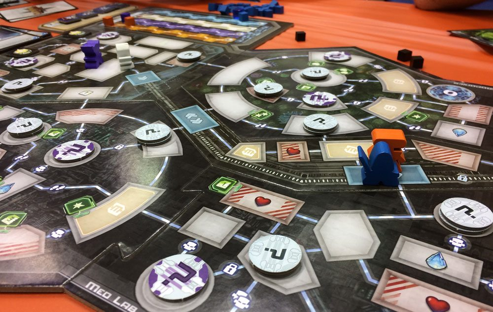 Clank! in Space