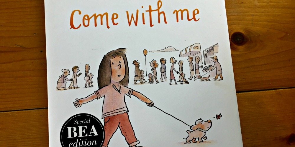 'Come with Me' Offers Parents a Way to Talk to Kids in the Aftermath of Tragedy