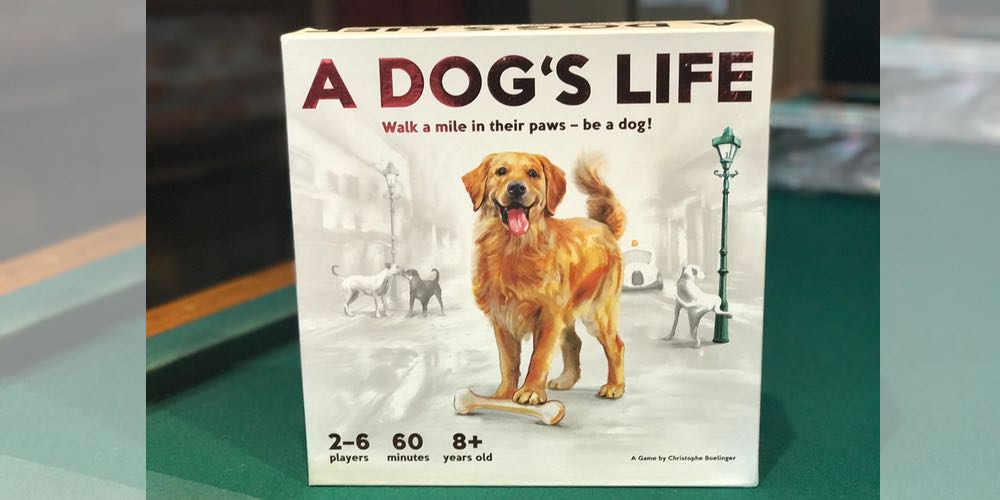Catch the Fetching 'A Dog's Life' Game While It's on Kickstarter
