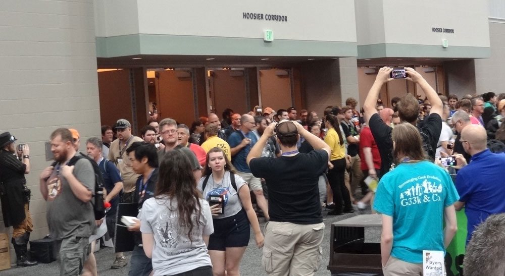 Gen Con doors open