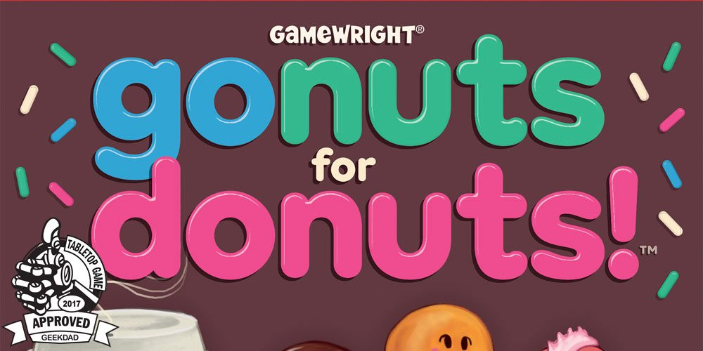 Reaping the Rewards: 'Go Nuts for Donuts'