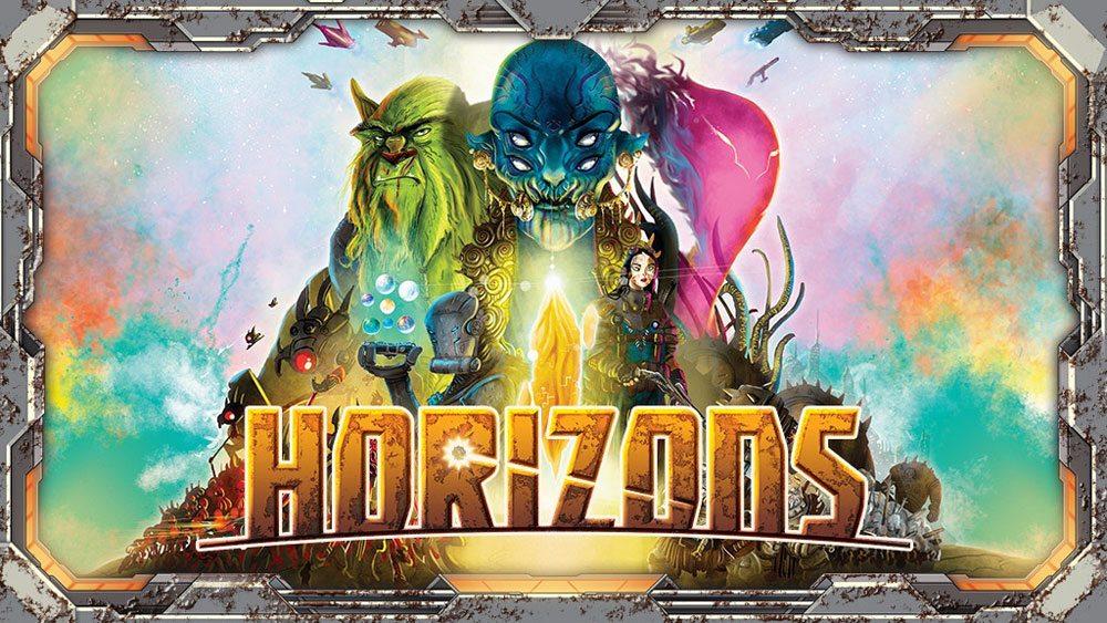 Kickstarter Tabletop Alert: Expand Your 'Horizons'
