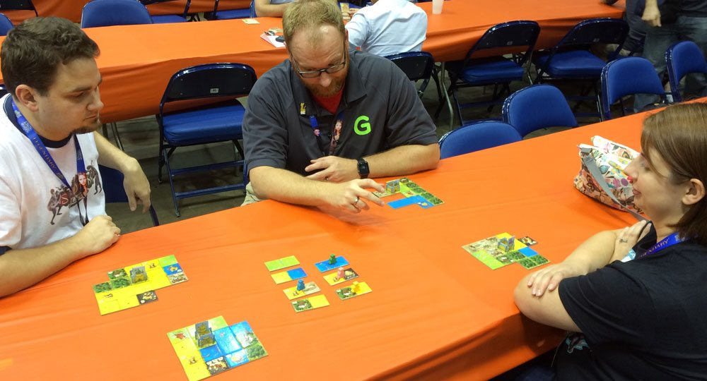 Kingdomino at Gen Con