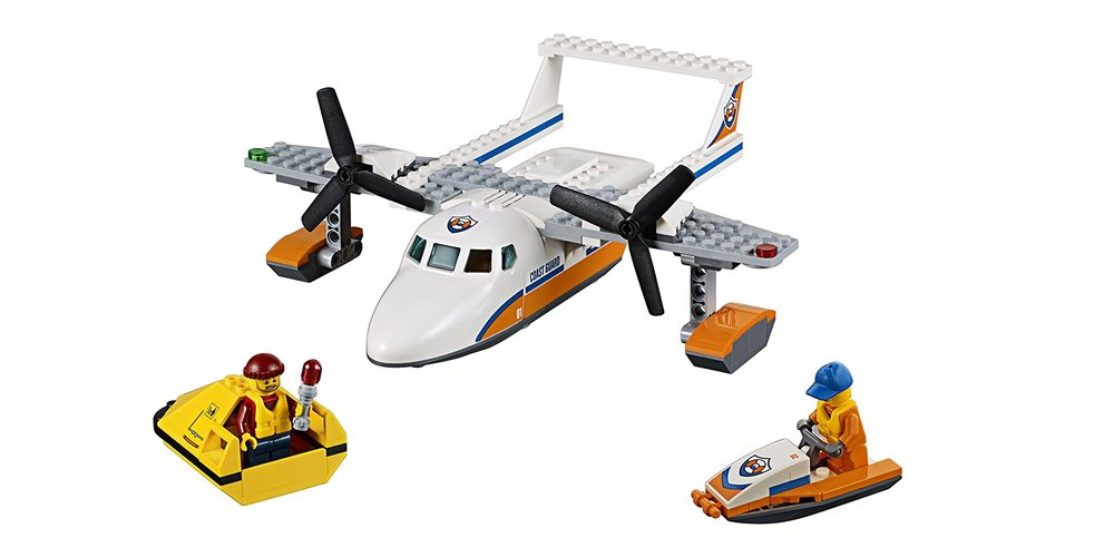 Celebrate the Coast Guard's Birthday With LEGO