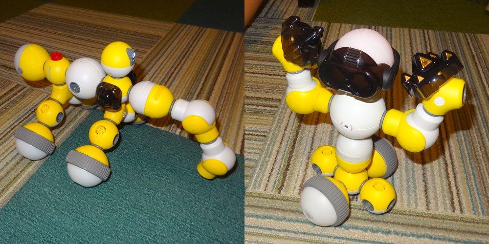 Kickstarter Alert: Mabot Modular Robot