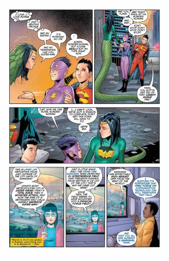 New Super-Man #14