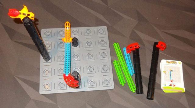 Roller Coaster Challenge setup for card 5