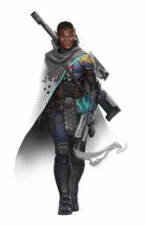 Starfinder Half-Elf