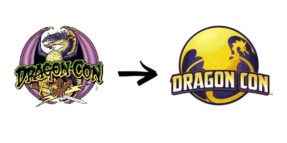 Go Back to Dragon Con's Past With This Track History