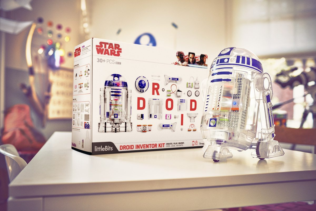 Empower Your Padawans with the littleBits Droid Inventor Kit
