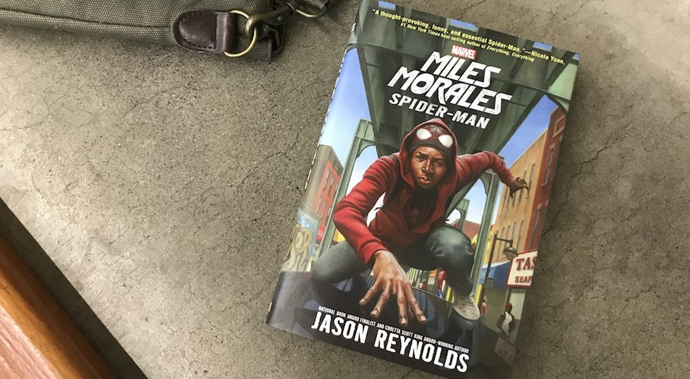 Meet Miles Morales, Spider-Man in This Compelling New YA Novel