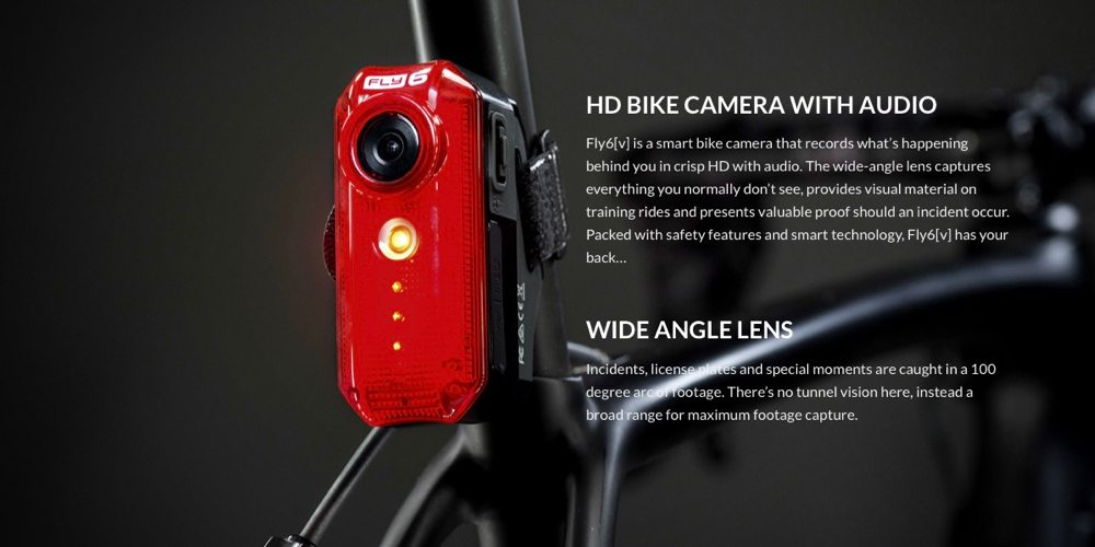Review: Cycliq Fly6 Rear Cycling Light & HD Bike Camera