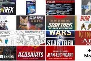 30 Star Trek Books