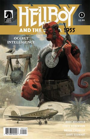 Hellboy and the B.P.R.D.: 1955, Occult Intelligence #1, Image: Dark Horse
