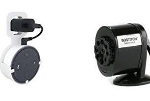 Geek Daily Deals 091317 wall mount echo dot pencil sharpener