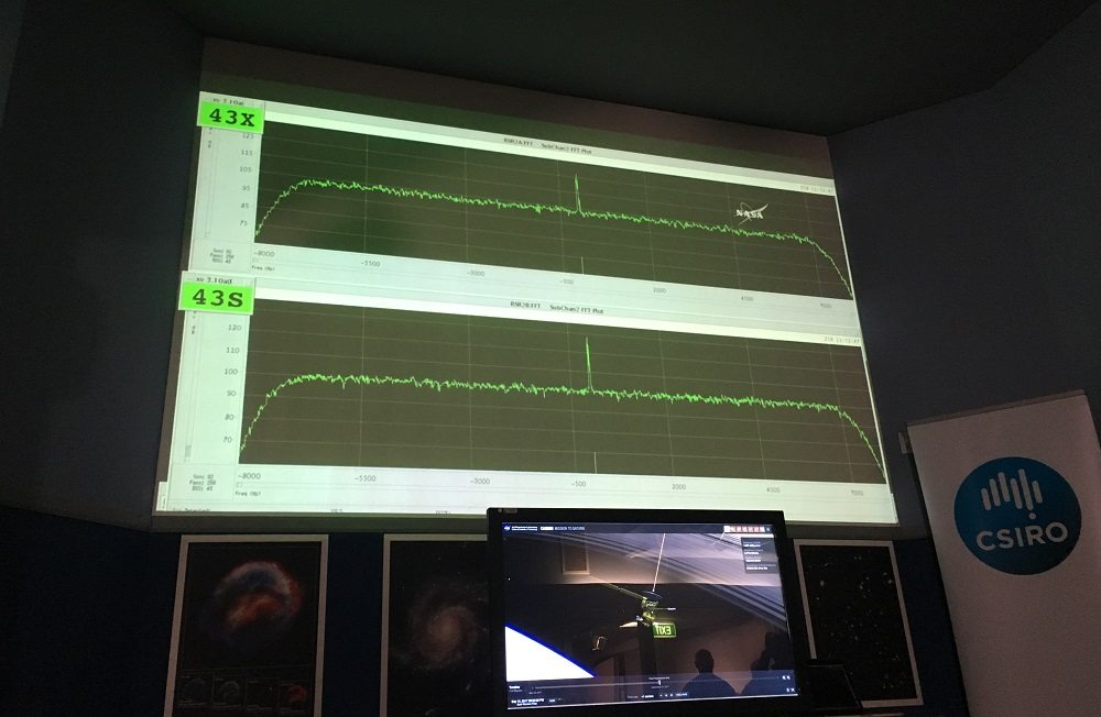Cassini final moments