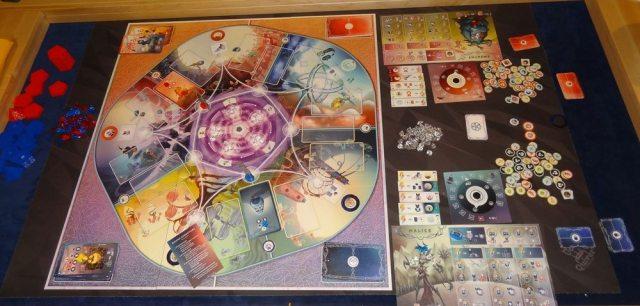 Cerebria 2-player setup