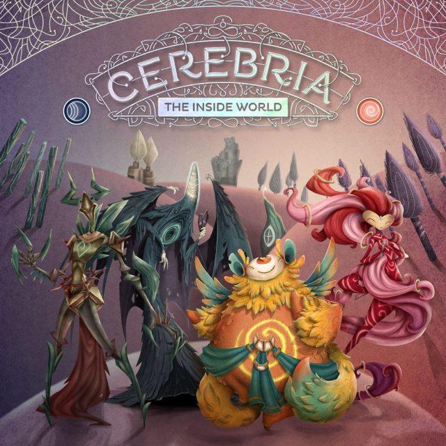 Cerebria: The Inside World cover