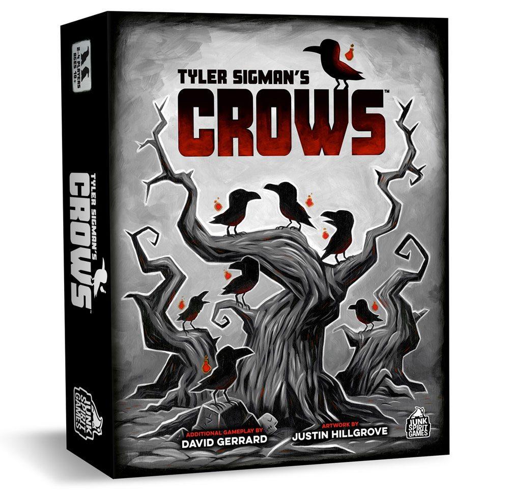 Tyler Sigman's Crows box