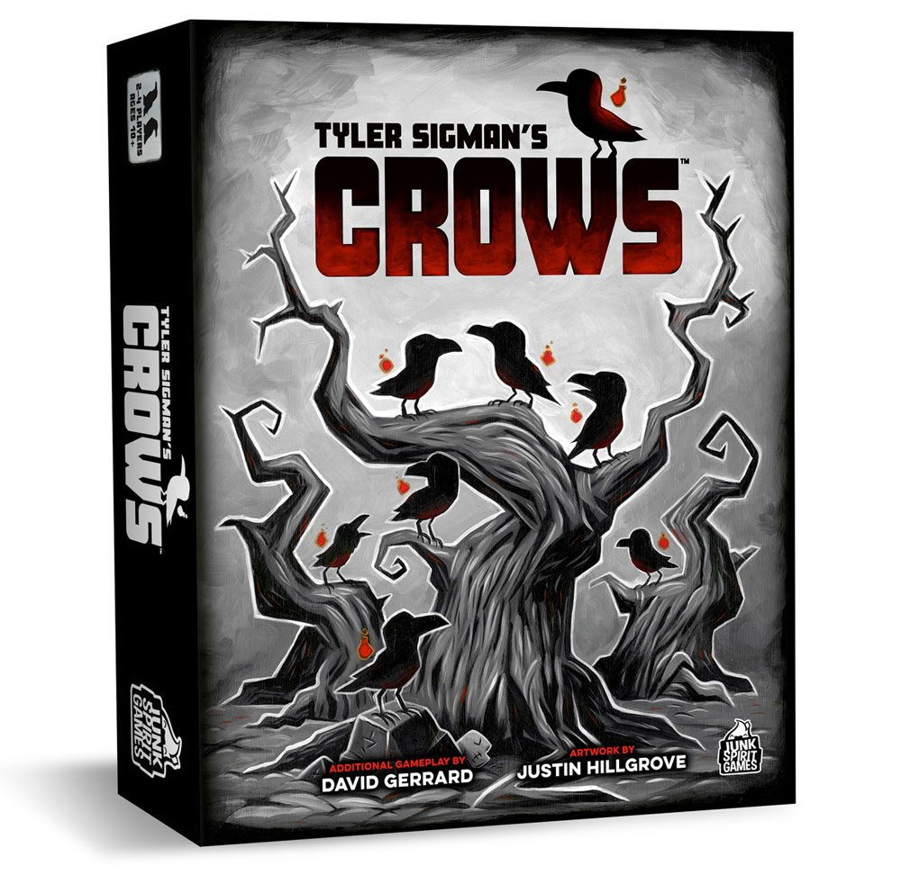 Tyler Sigman's Crows box
