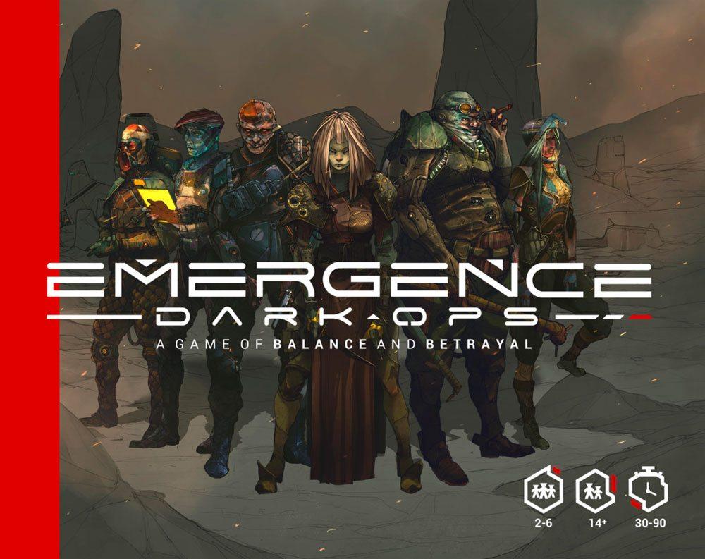 Emergence Dark Ops