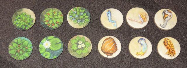 Evolution: Climate food tokens