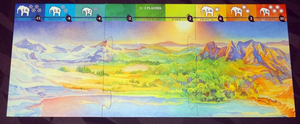 Evolution: Climate climate track